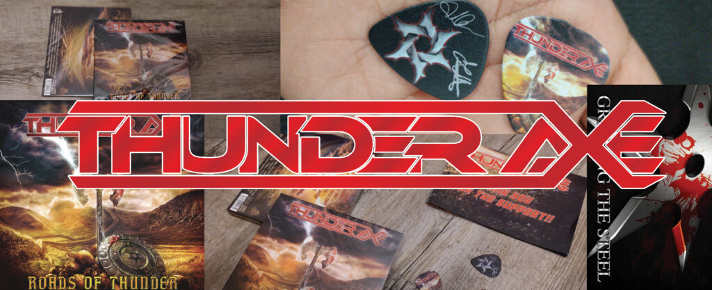 CONTACT ORDER INFORMATION THUNDER
