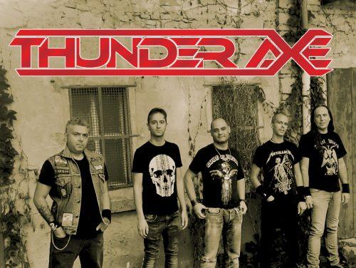 thunder axe now